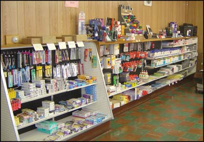 complete office supply and stationery store